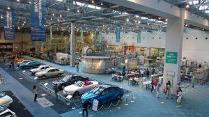 トヨタ自動車の工場
