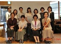総会参加者の写真